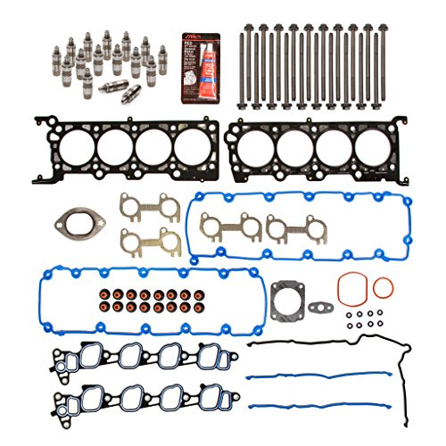 Evergreen HSHBLF8-21201 Lifter Replacement Kit fits 99-00 Ford Mustang GT 4.6 SOHC VIN X Head Gasket Set, Head Bolts, Lifters -  Evergreen Parts And Components