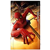 Spiderman Decorative Decal Cover Skin for Nintendo Wii U Console and GamePad
