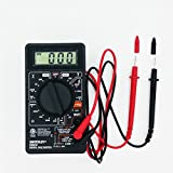 Cambridge Digital Multimeter, Includes 9V Battery