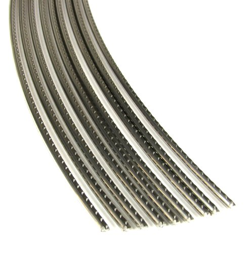 Guitar Fret Wire - Jescar WIDE-MEDIUM (47104) Stainless Steel - Six Feet by C. B. Gitty (Image #1)