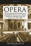 Opera, Franklin Mesa, 0786409592