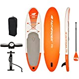 """Pathfinder Inflatable SUP Stand Up Paddleboard 9' 9"""" (5"""" Thick)"""