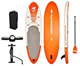"Best Inflatable Sups - PathFinder Inflatable SUP Stand Up Paddleboard 9' 9"" Review"