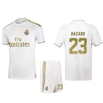 CJM Jersey de fútbol del Real Madrid Jersey NO.23 Jersey ...