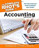 img - for The Complete Idiot's Guide to Accounting, 3rd Edition (Idiot's Guides) by Lita Epstein MBA (2011-02-01) book / textbook / text book