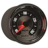 Auto Meter 1255 American Muscle 2-1/16'' Water Temperature Gauge