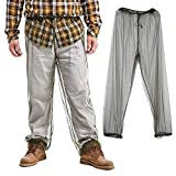 Bug Pants Mosquito Net Repellent Clothing