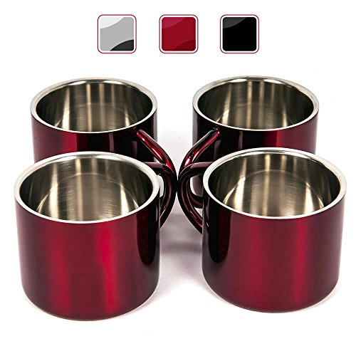Stainless Steel Double Espresso 2 Ounce product image