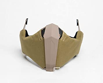 Dark Earth TB1304-DE FMA Gunsight Mandible For Helmet Rail
