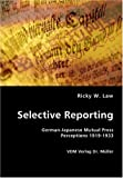 Selective Reporting, Ricky Law, 3836422298