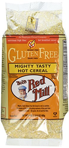 Bob's Red Mill Gluten Free Mighty Tasty Hot Cereal, 24-ounce (Pack of 4) by Bob's Red ()