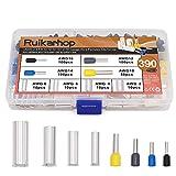 Ruikarhop 390pcs AWG (2 4 6 8 10 12 14 16) Wire