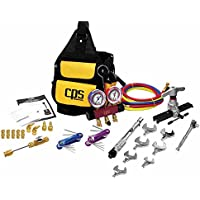 CPS Products Inc. TLB410A UNIVERSAL A/C TOOL BAG