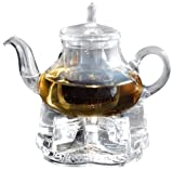 Yama Glass Teapot with Infuser (24oz)