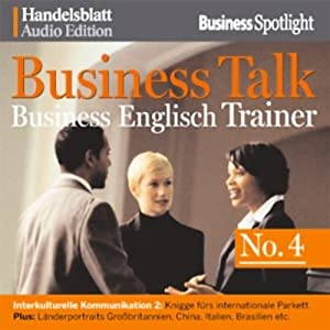Business Talk English Vol. 4 Hörbuch