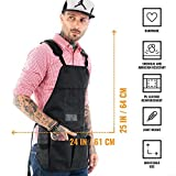 Under NY Sky Tool Apron – Magnetic Tool Holder