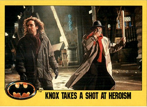 1989 Batman Movie Collector's Edition #237 Knox Takes a Shot at Heroism - - At Knox Shops
