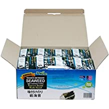 Jayone Seaweed, Roasted and Lightly Salted, 24 Count, 0.17 Ounce