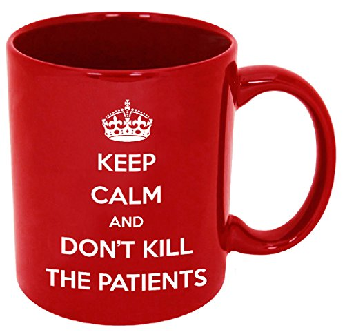 Funny Guy Mugs Patients 11 Ounce product image