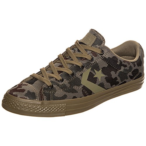 Converse Star Player Camo Knit Ox Sneaker