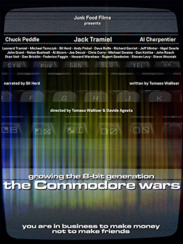 The Commodore Wars by