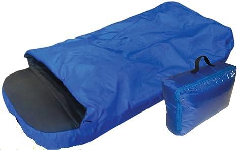 OCamp - Colchón Inflable con Saco de Dormir Integrado (para niño ...
