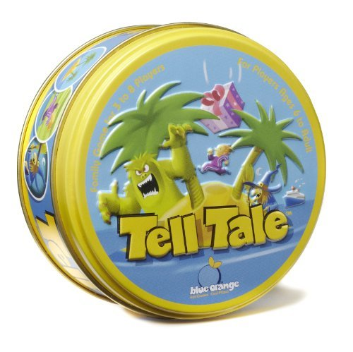 Tell-Tale-Card-Game