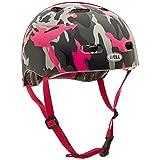 Bell Youth Bike Candy Multisport Helmet, Black/Pink Camo