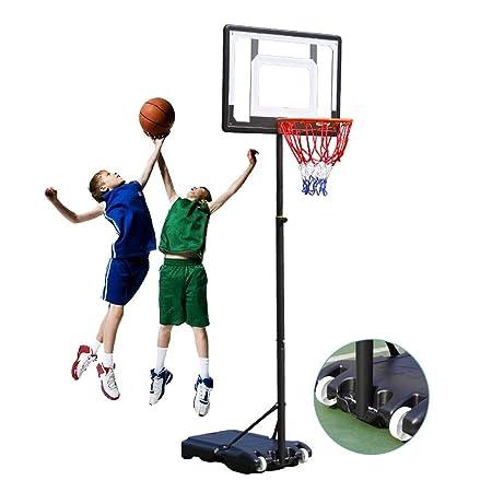 Canasta Tableros de Baloncesto Soporte de aro de Baloncesto ...