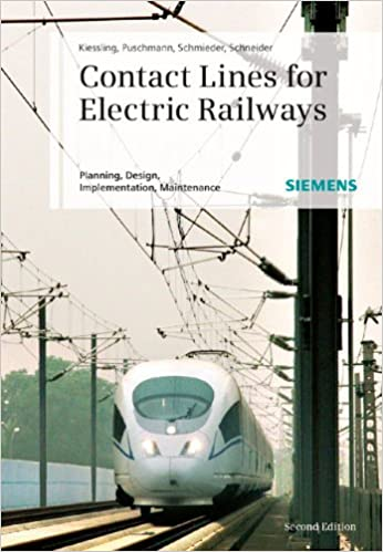 Contact Lines for Electric Railways: Planning, Design