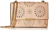 Ivanka Trump Mara Cocktail Bag, Nude (Lasercut)