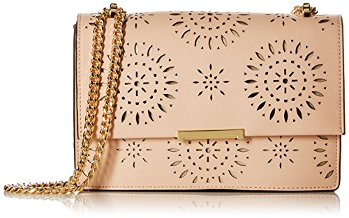 Ivanka Trump Mara Cocktail Bag, Nude (Lasercut) by Ivanka Trump