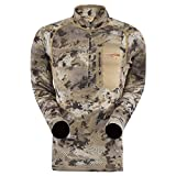 Sitka Core Mid Weight Zip T, Optifade Waterfowl, Large