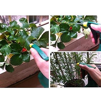 Qianle Gardening Toolbox Set Tool Supplies Shovel Iron Rake