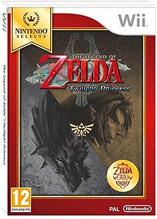 The Legend of Zelda : Twilight Princess - Wii: Amazon.es: Videojuegos