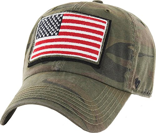 '47 Brand Men's Operation Hat Trick Movement Clean Up  Camo