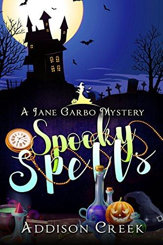 Spooky Spells (Jane Garbo Mysteries Book - Cookie Spooky