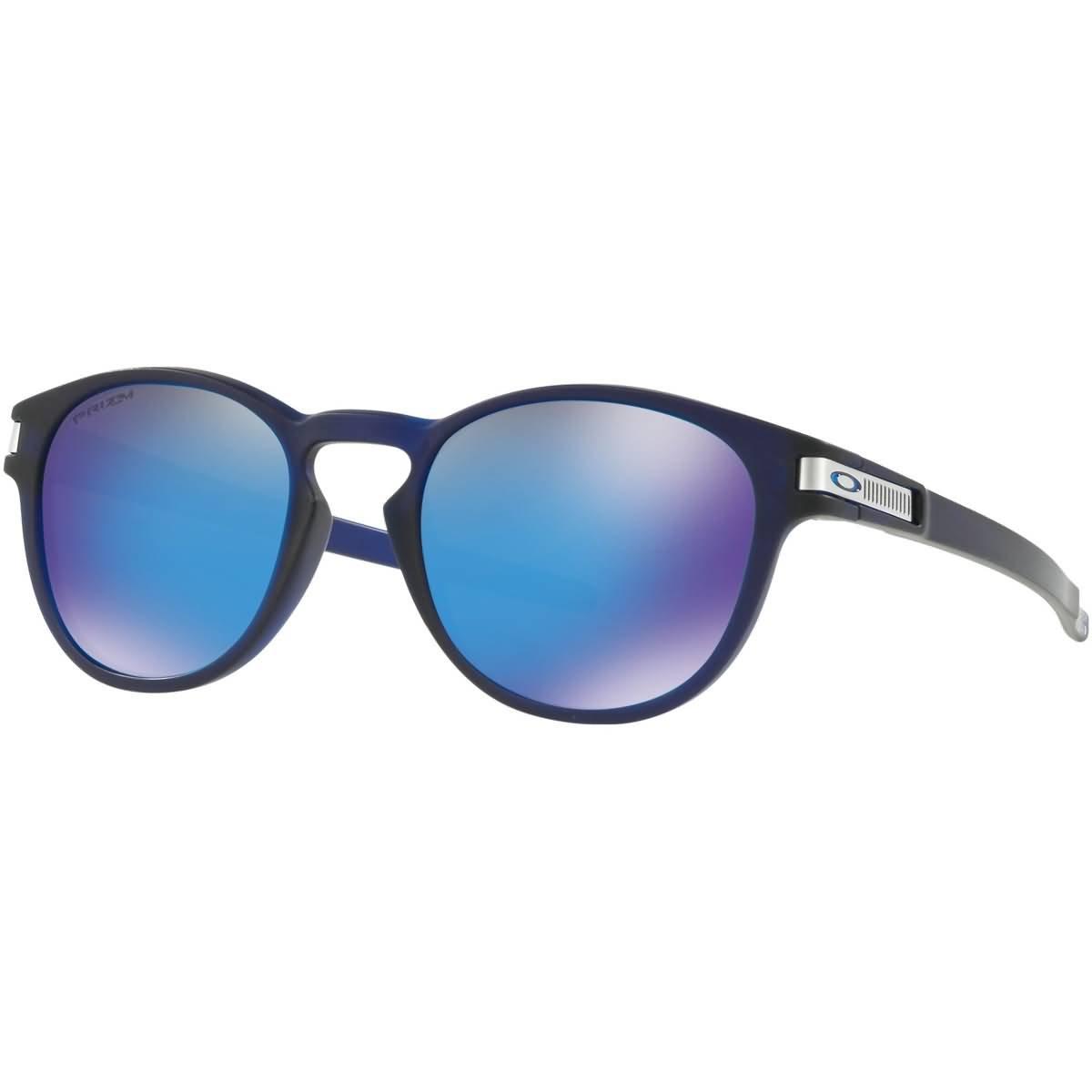 Oakley 0OO9265 Gafas de sol, Grid Matte Translucent Blue, 52 para Hombre