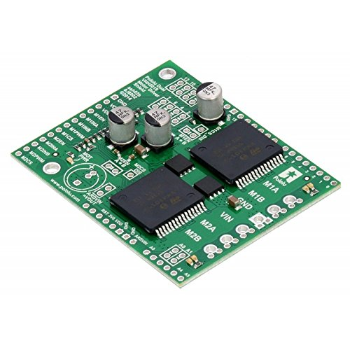 VNH5019 Dual Motor Driver Shield for Arduino (Best Arduino Motor Shield)