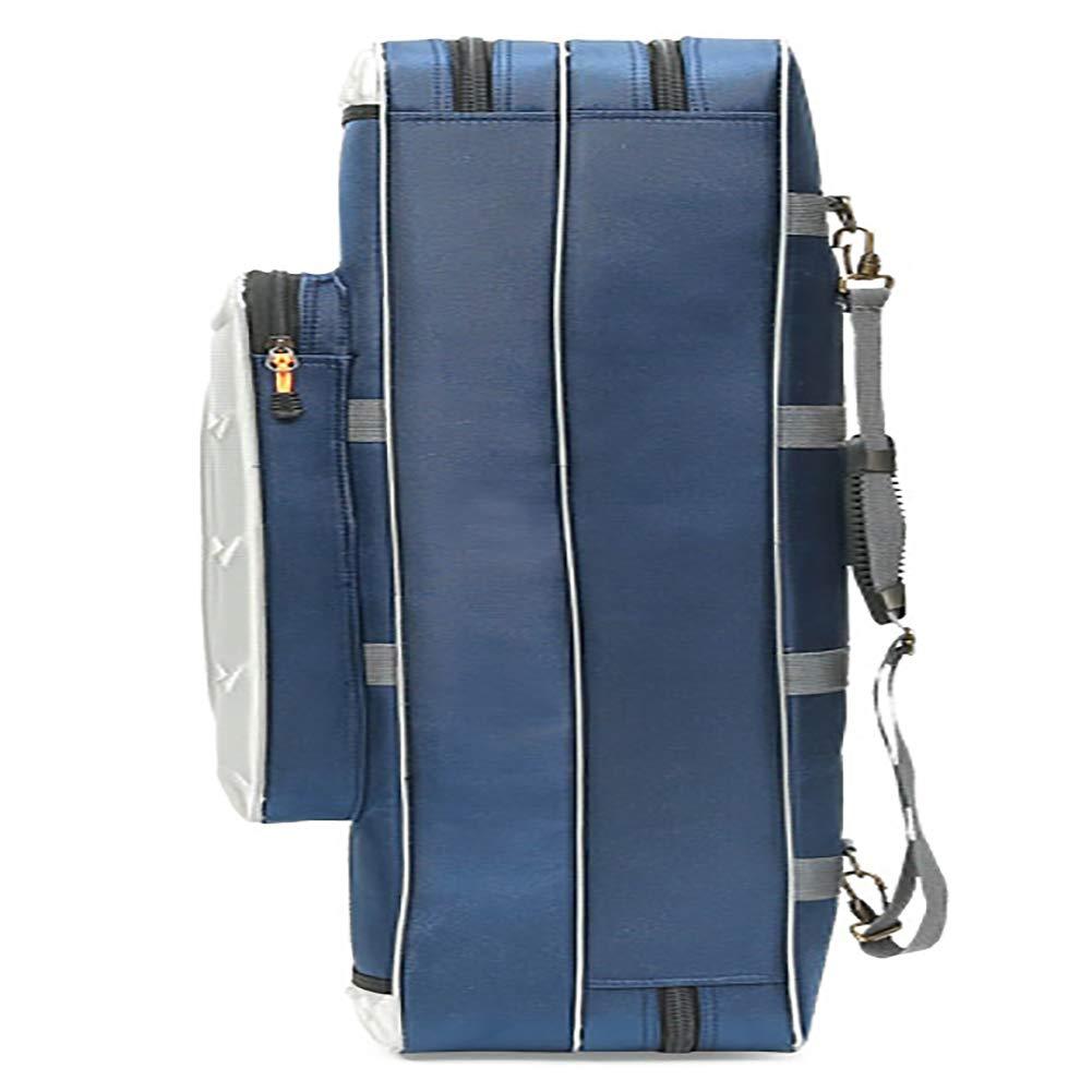 Rutentasche-Wasserdicht Angelrute Tasche Fall mit 2 Fächer Große Große Große Kapazitäts Segeltuch 80 90 100 120cm Blau Grün B07QJFYS1Z Ruckscke Großer Verkauf 6a7d95