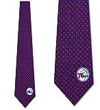 76ers Ties Mens Diamante Necktie by Eagles Wings