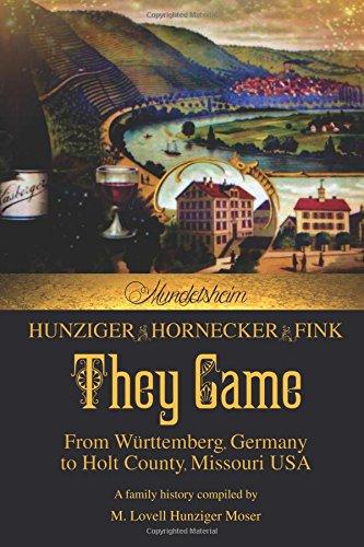 They Came  Hunziger Hornecker Fink