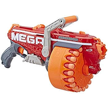 Amazon.com: Thunderhawk Nerf AccuStrike Mega Toy Blaster ...