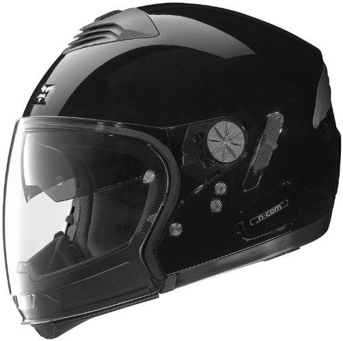 Nolan Trilogy Cover/Slider for N43 Helmet - Black SPCPL00000105