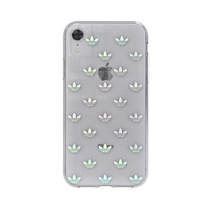 6d6c2d0f04607 adidas Originals Snap Case Holographic iPhone XR - Colourful