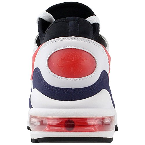 Uomo Scarpe Red Ginnastica White Da Nike Habanero 93 Air Max vSngTU