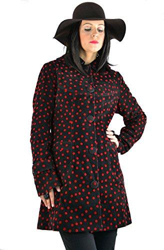 Voodoo-Vixen-Polka-Dot-Pinup-Betty-Page-Rockabilly-Vintage-Jacket