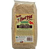 Best High Fiber Foods - BOB's RED MILL Organic High Fiber Cereal, 453 Review