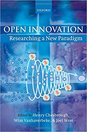 ea67e31a28 Open Innovation: Researching a New Paradigm: Amazon.de: Henry Chesbrough,  Wim Vanhaverbeke, Joel West: Fremdsprachige Bücher