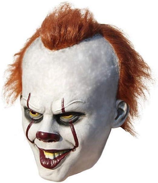 WOWFEST - Máscara de Disfraz para Disfraz de Halloween de Stephen ...